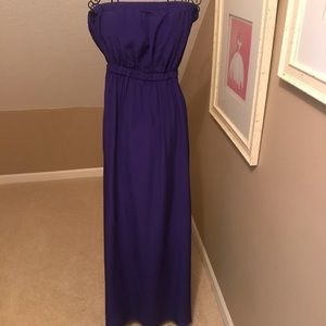 Twelfth Street By Cynthia Vincent Silk Maxi Dress